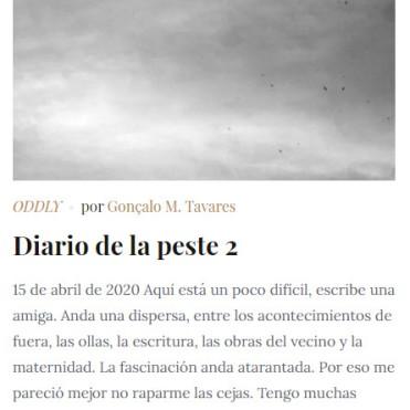 Diario de la Peste 2