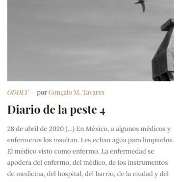 Diario de la Peste 4
