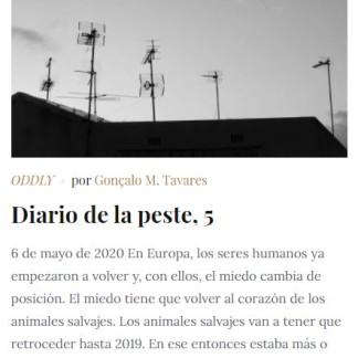 Diario de la Peste 5