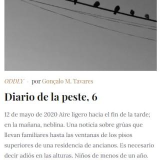 Diario de la Peste 6